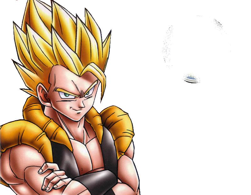 Renders de Dragon Ball GogetaD