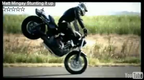 Harley stunt by Matt Mingay MattMingayStunt