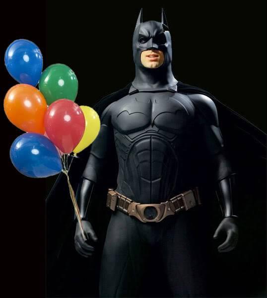 Bon anniversaire Raion ! Batman