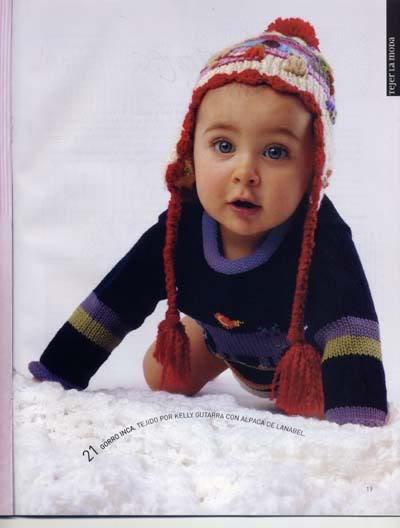 ملابس اطفال كروشيه حلوه ، صور ازياء و ملابس للاطفال كروشية بالباترون جديدة  47291735
