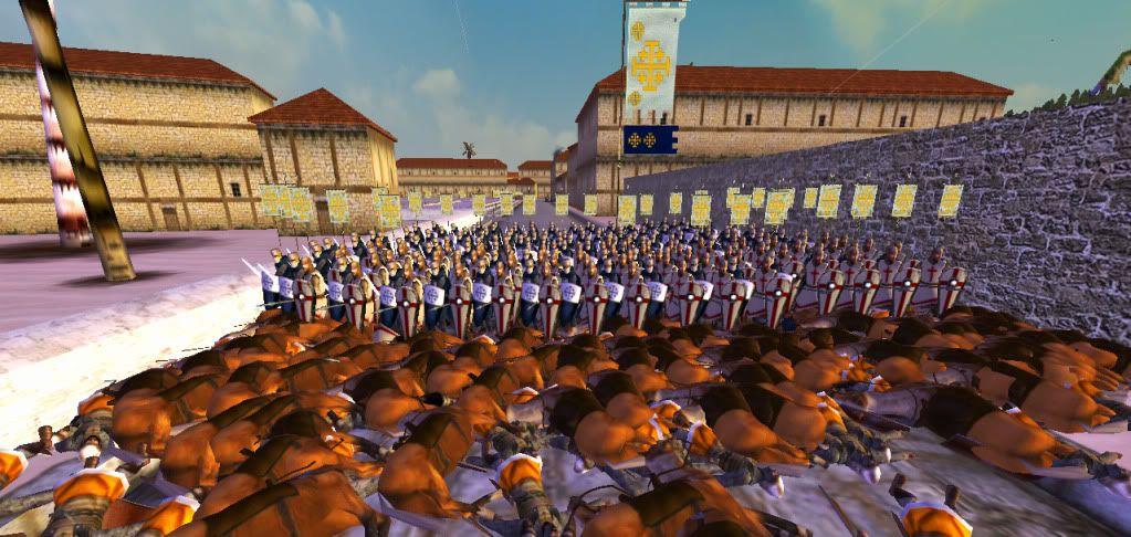 Rome Medieval 3: Descarga - Información RESIST