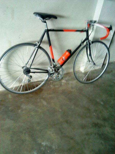 Bicicleta Estrada Salmar Bike1