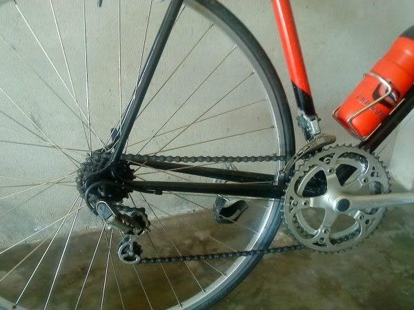 Bicicleta Estrada Salmar Dropouts