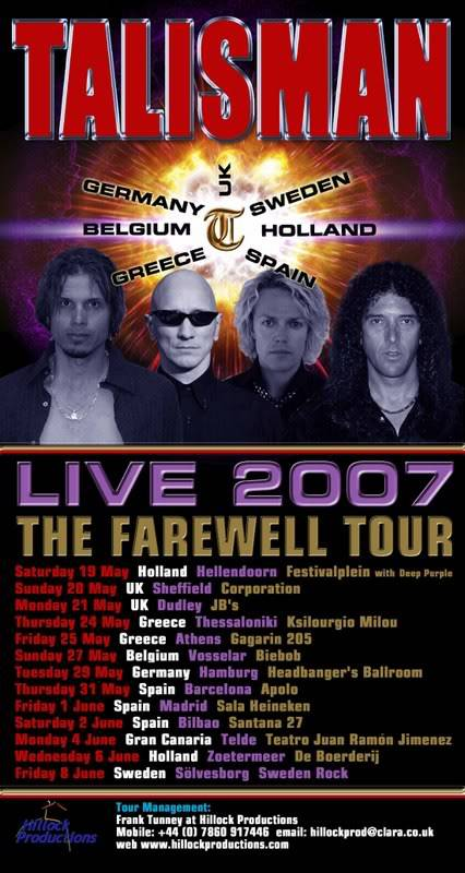 Official Tour 2007 Poster Tour2007Poster