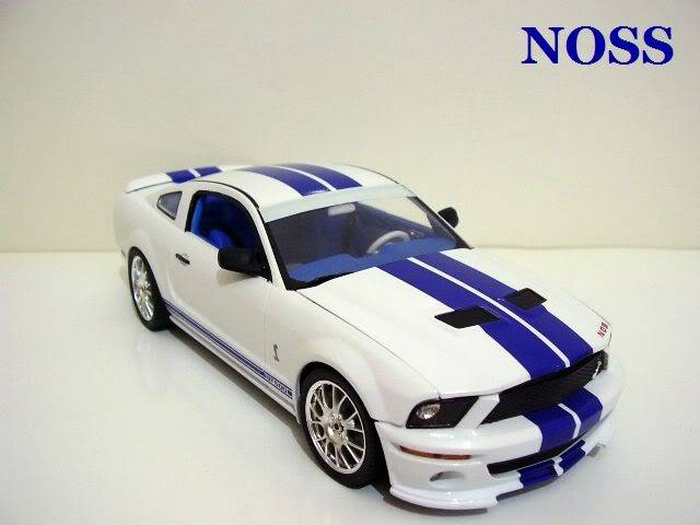 Mustang Shelby GT 500 H064