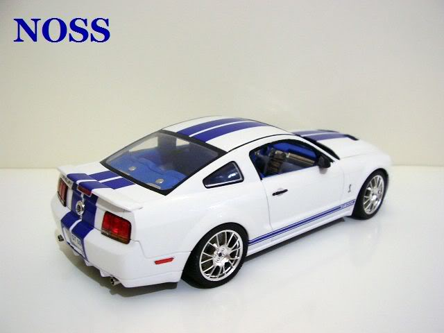 Mustang Shelby GT 500 H065