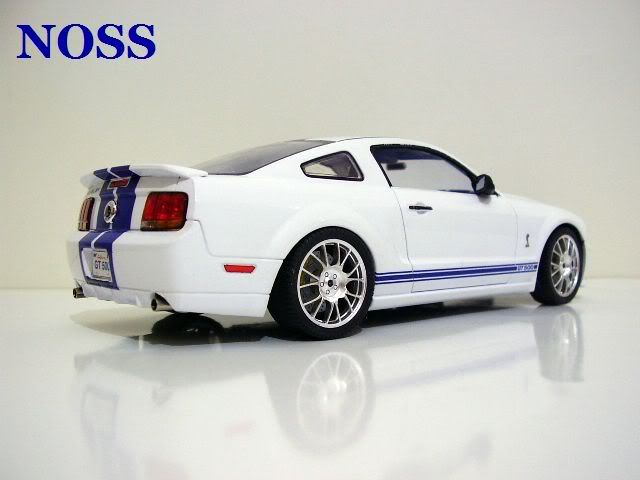Mustang Shelby GT 500 H066