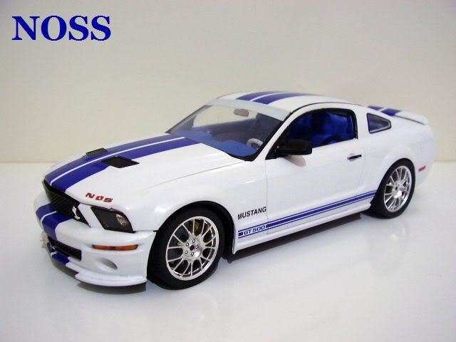 Mustang Shelby GT 500 H078