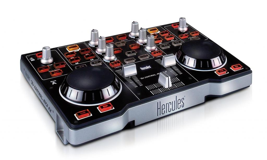 Πωλείται Hercules Dj Control MP3 E2 + Traktor Audio 2 + Tweakalizer DFX69 242f6895-061c-4969-9b77-12434db1f798