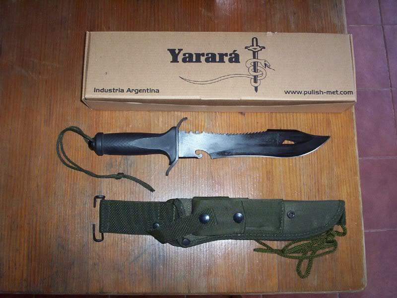 Cuchillo Yarará A_Yarar_Comando_2
