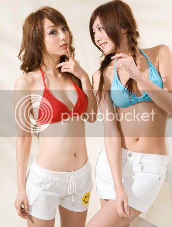 Brand New Clothin and BBcream for sales Bikini_yellow1