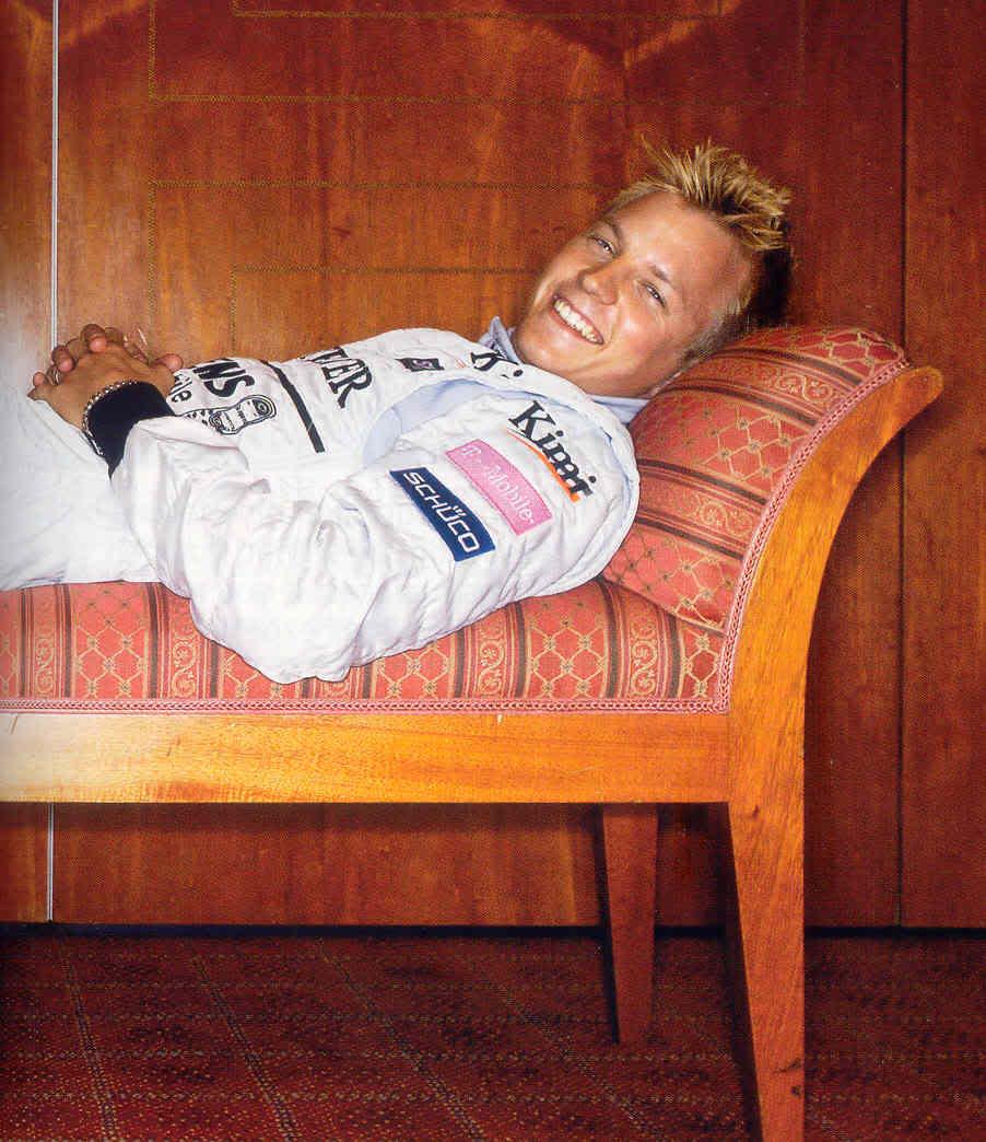 Kimi Räikkönen F1-kimirai