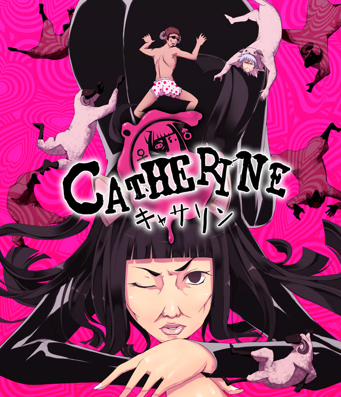 Catherine - PS3/XBOX 360 Catherine