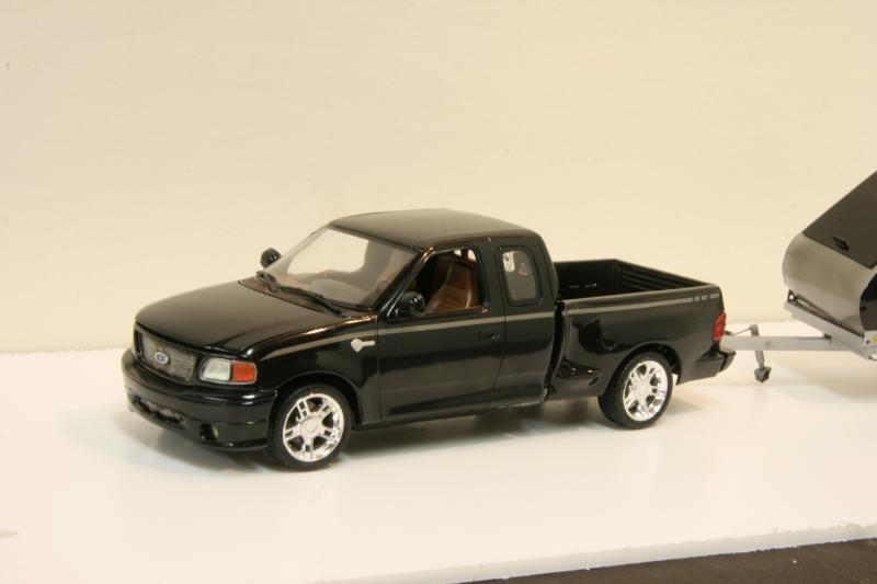 Chevy truck with Russian snowmobile trailer (commission build) IMG_9078_zps546857f8