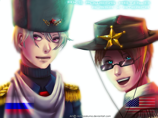 .:Sortilegios Weasley:. [Nombre Provisional]  APH__East_and_West_by_uchihaakuma
