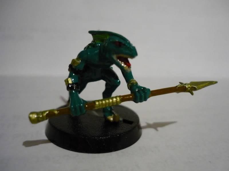lizardmen - MyLittlePwny's Undead and Lizardmen (Pic Heavy) P1000082