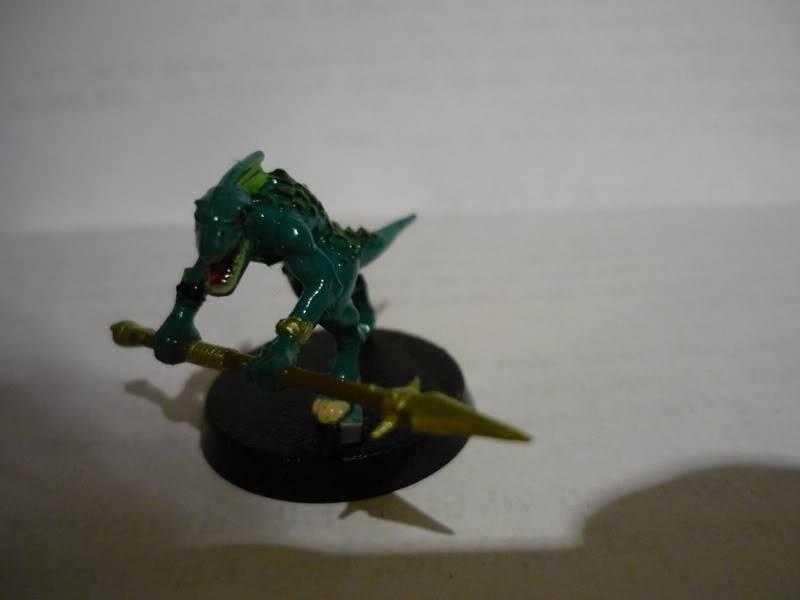 lizardmen - MyLittlePwny's Undead and Lizardmen (Pic Heavy) P1000083