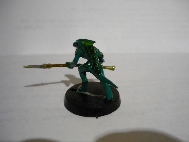 lizardmen - MyLittlePwny's Undead and Lizardmen (Pic Heavy) P1000084