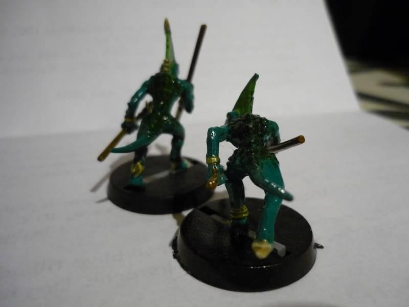 lizardmen - MyLittlePwny's Undead and Lizardmen (Pic Heavy) P1000087