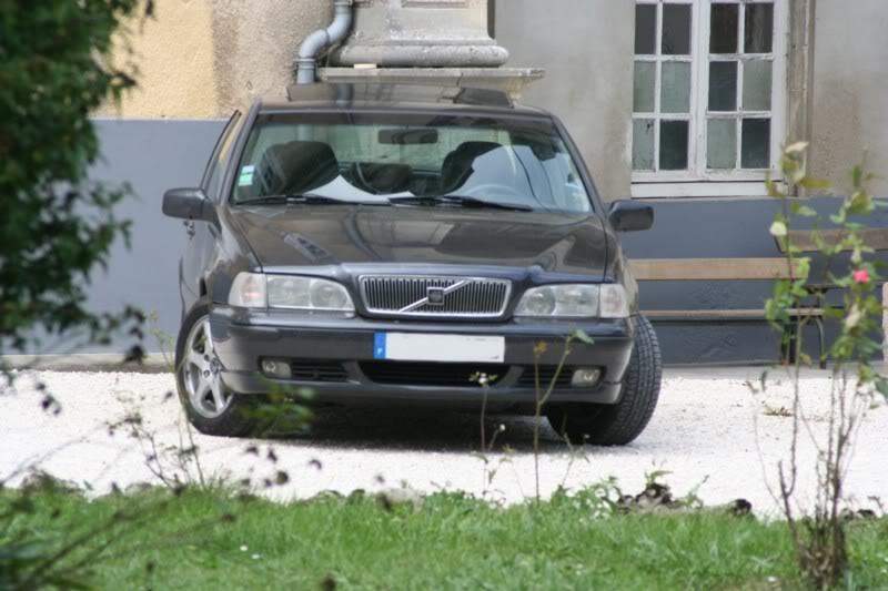Les Volvos de Baronletto Rs6
