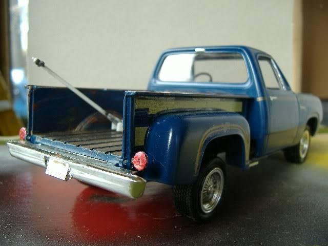 1978 Dodge D150 Stepside Beater / Sleeper 78Dodge12