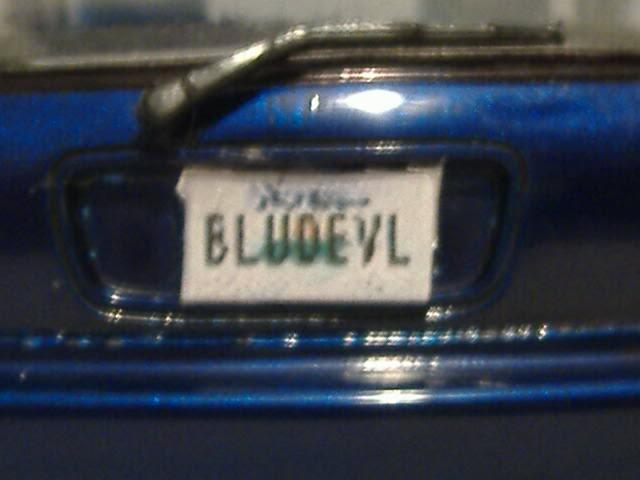 1996 Honda Civic DX - Blue Devil - Import Trio #2 DSCF3038