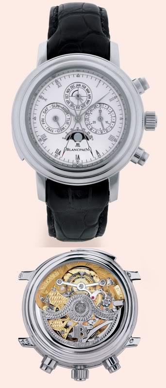 palmares des montres les + cheres au monde !! Blancpain3-1
