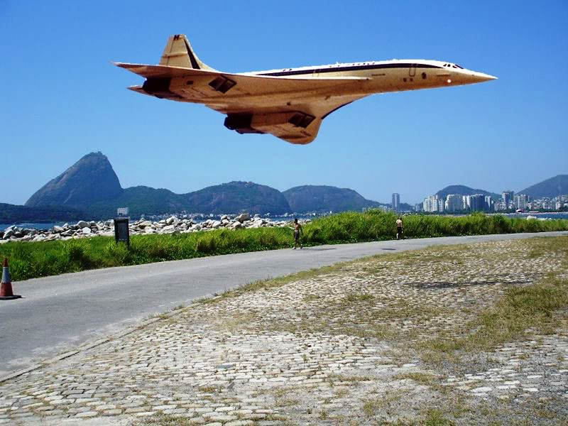 Fotos no SDU em 27/06. SDU-Concorde4