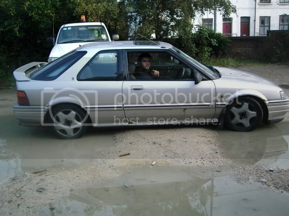 the lupo that never was Rover3