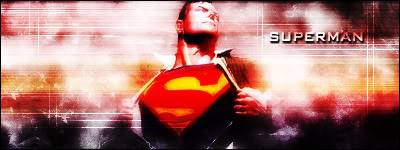 BOOM! Supermansigg