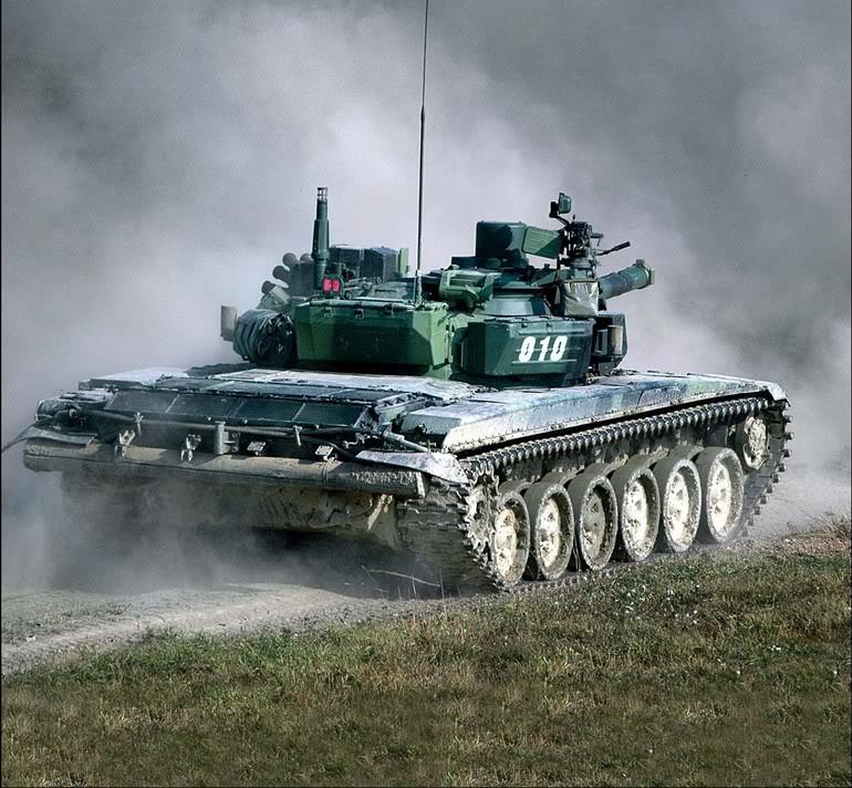 Armée tchèque/Czech Armed Forces Tank