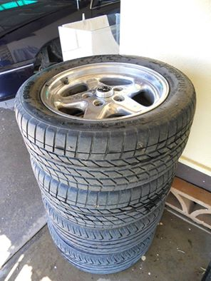 "VL 16"" Walkinshaw wheels & tyres heaps of tread all 4 have caps $1000 1660224_10152060686163370_1831546522_n_zps9a310460"