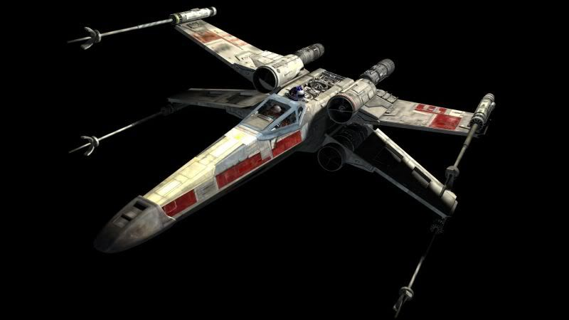 rate the image above you  Xwing