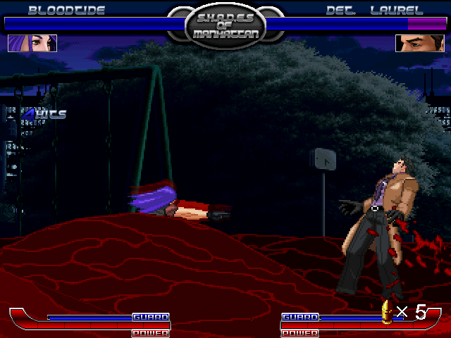 Bloodtide (1.0 only) by SeanAltly w/AI by Kamekaze 02/20/11 Mugen007-1