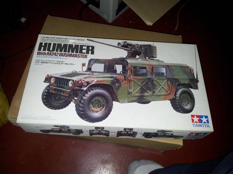 Hummer M242 1/35 20130523_222238