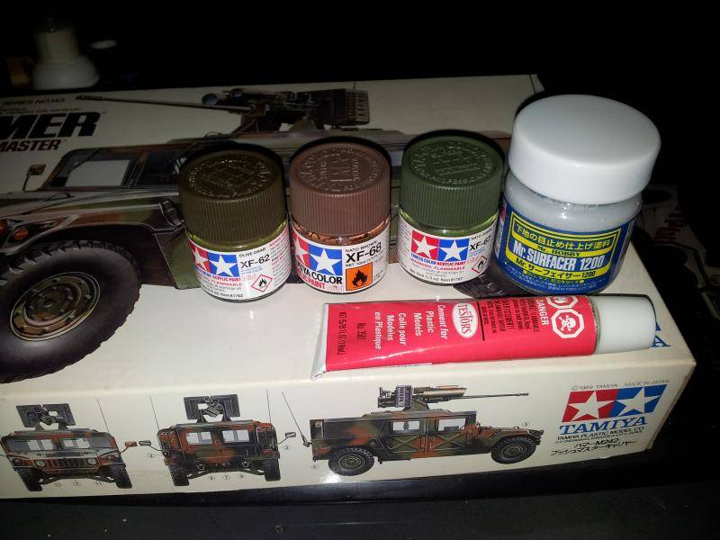 Hummer M242 1/35 20130523_222453