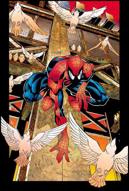 PETER PARKER / SPIDERMAN 4edb2d45