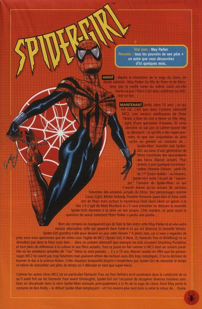 SPIDER-GIRL (MC2) 9698be4e