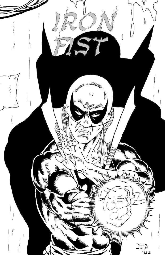 IRON FIST Iron_Fist_Cover_inked