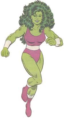 MISS HULK ( She Hulk ) MissHulk