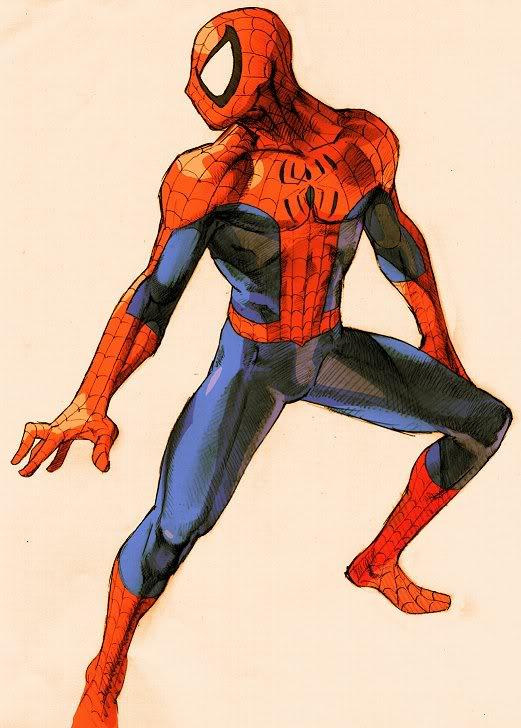PETER PARKER / SPIDERMAN Spiderman_mvc2