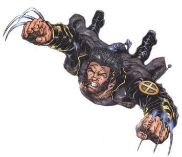 SERVAL ( Wolverine ) WolvieX-Treme