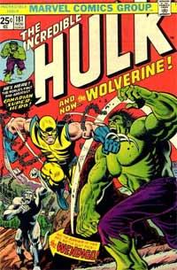 SERVAL ( Wolverine ) Hulkwolverine