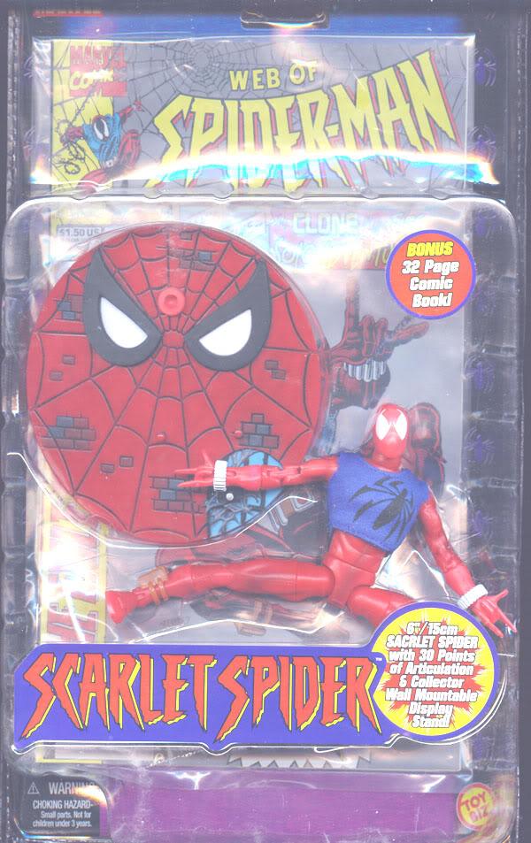 SCARLET SPIDER Scarletspiderclassic