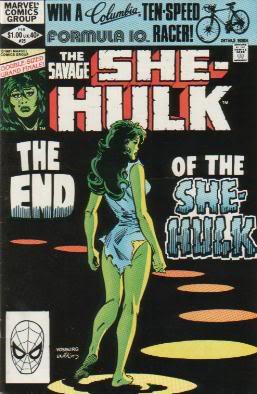 MISS HULK ( She Hulk ) She-hulk25