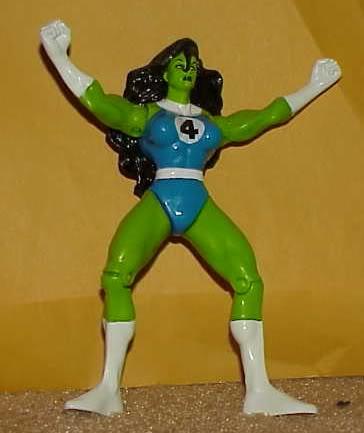 MISS HULK ( She Hulk ) Shehulk