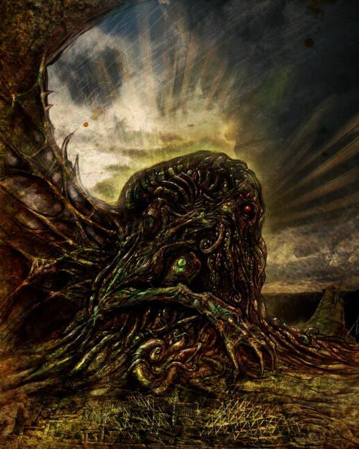 Manilla Road - Atlantis Rising (Cthulhu vs Odin = Awsome) 897d14498b