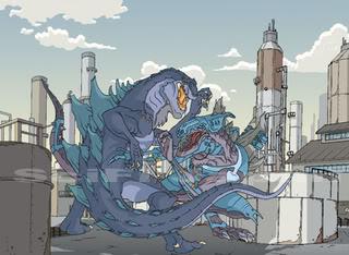 Godzilla: La serie [completa] GTS_cyberG