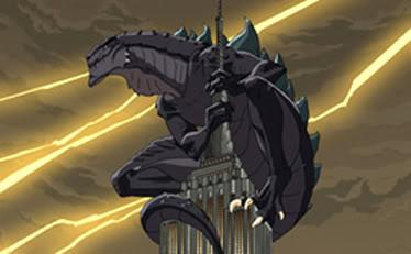 Godzilla: La serie [completa] Gd78
