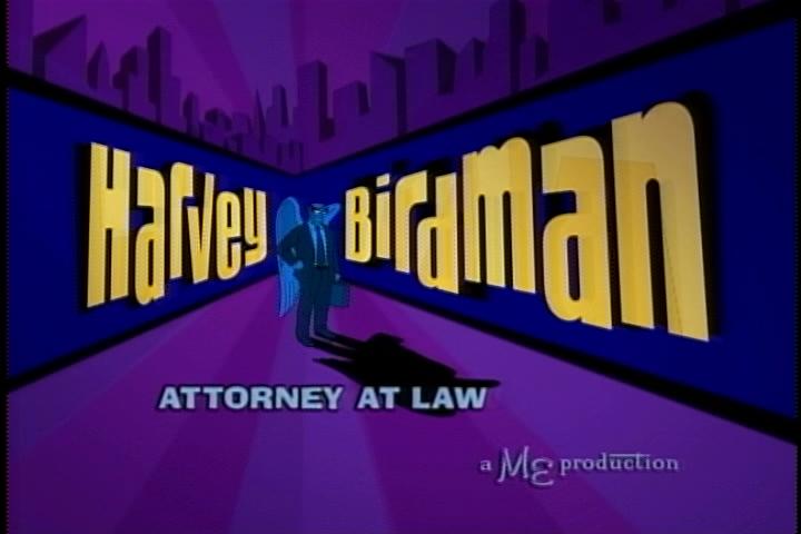 Harvey Birdman HarveyBirdmanTitle